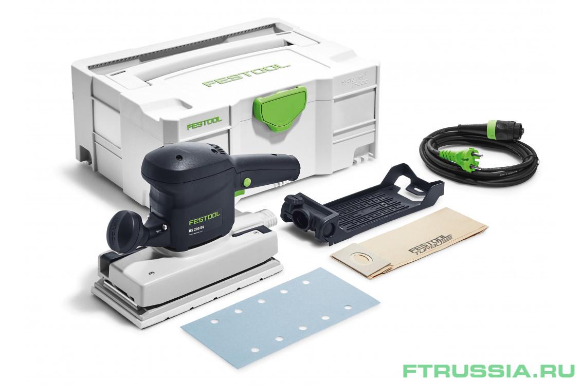 RS 200 EQ-Plus 567841 в фирменном магазине FESTOOL