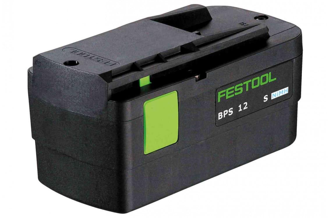 Аккумулятор Standard FESTOOL BPS 12 S NiMH 3,0 Ah