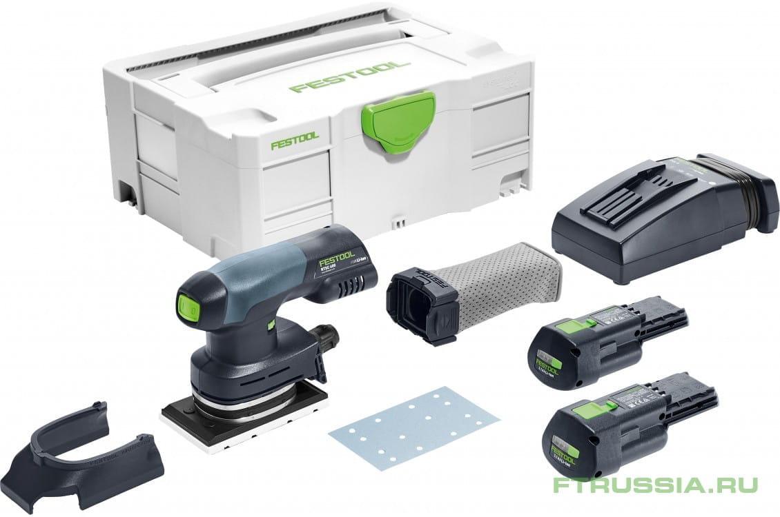 Rutscher RTSC 400 Li 3,1-Plus 576897,575731 в фирменном магазине FESTOOL