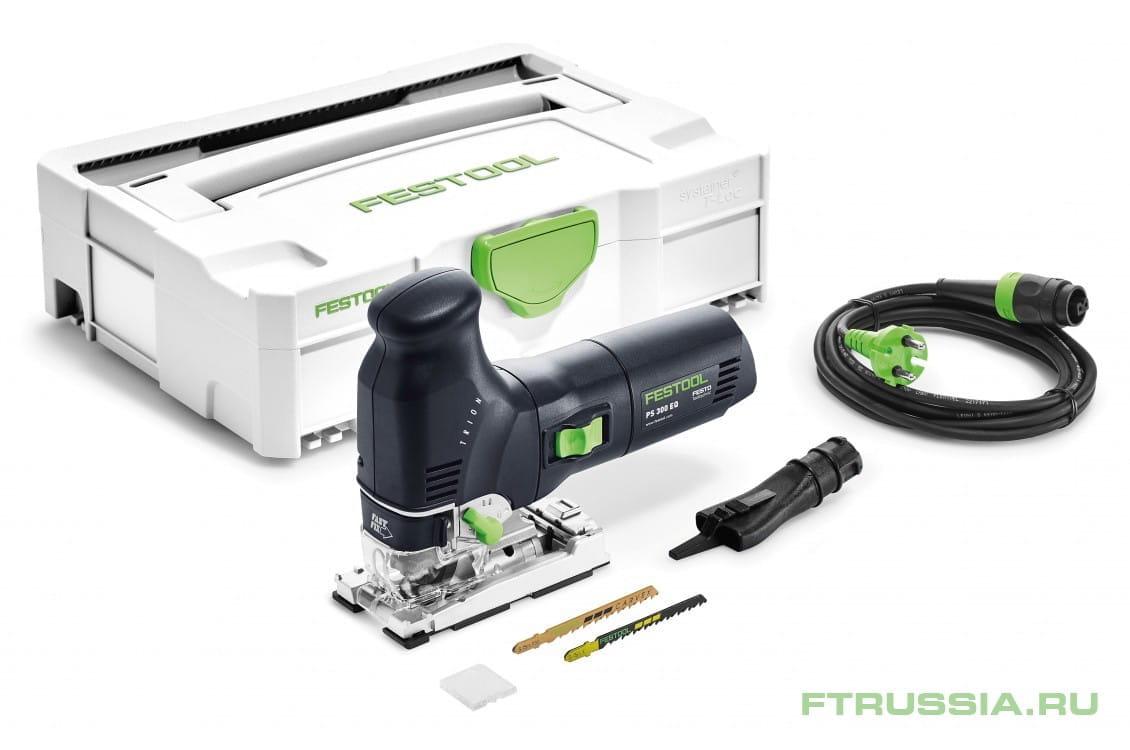 PS 300 EQ-Plus 561445 в фирменном магазине FESTOOL