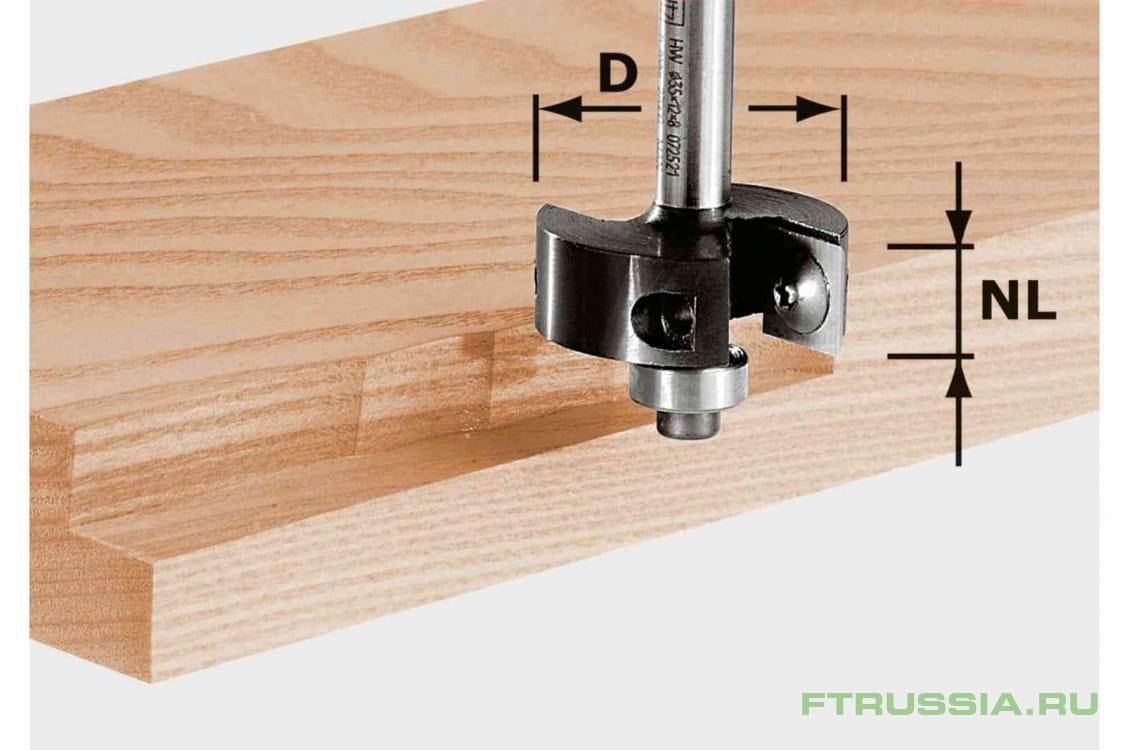 HW S8 D38/12 491085 в фирменном магазине FESTOOL
