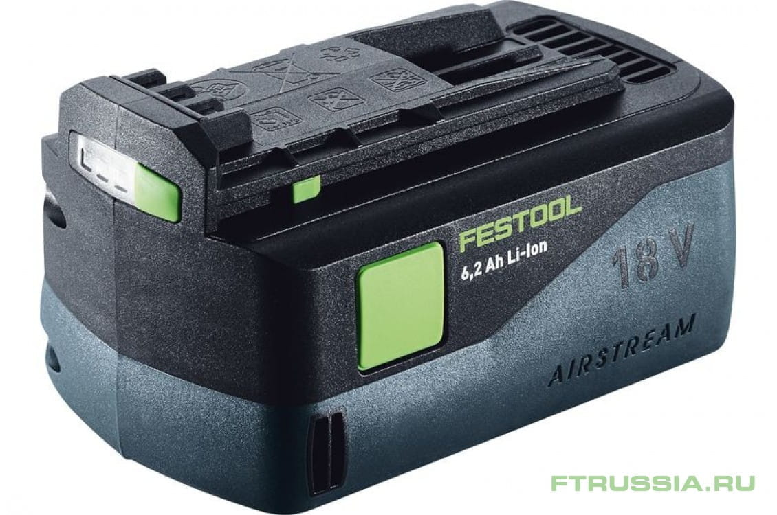 Аккумулятор FESTOOL BP 18 Li 6,2 AS