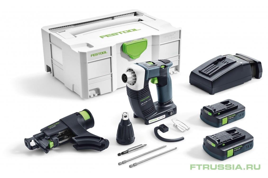 DWC 18-2500 Li 3,1-Compact 574911 в фирменном магазине FESTOOL