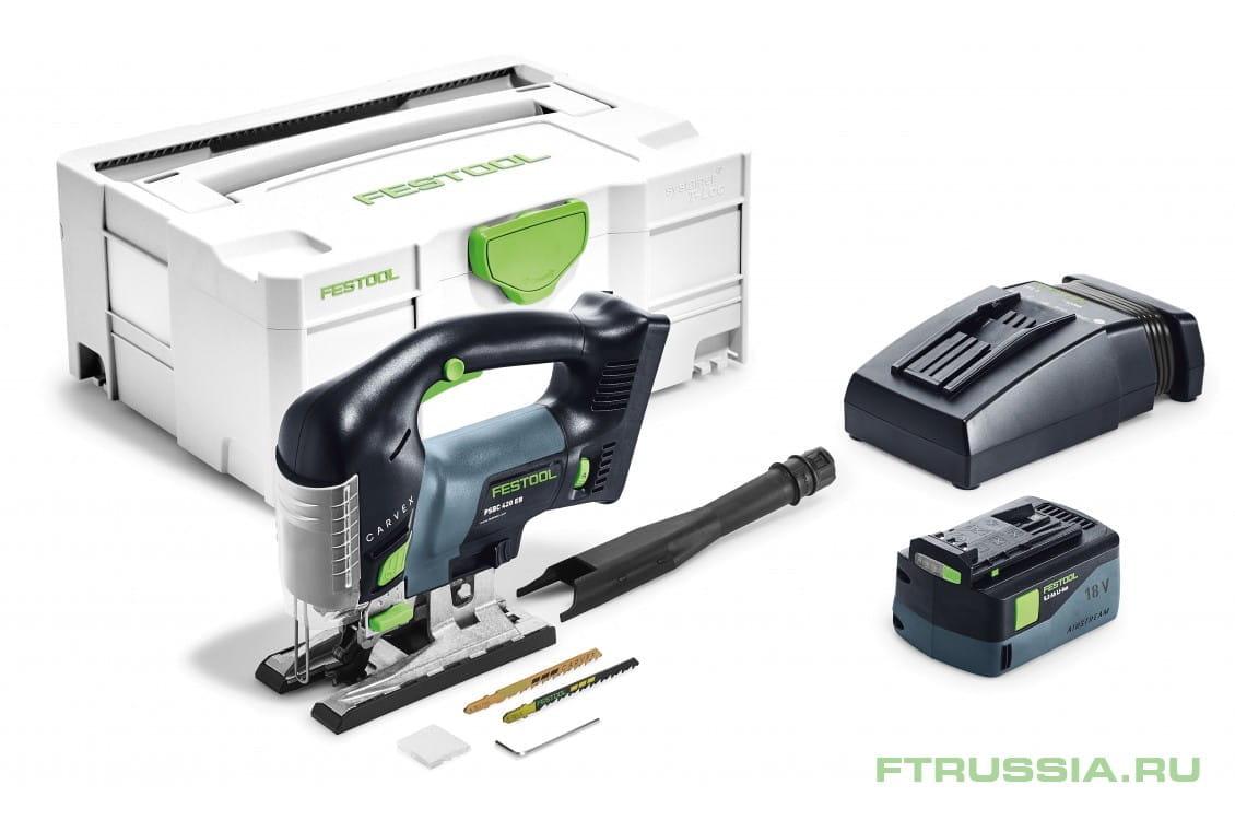 PSBC 420 Li 5,2 EB-Plus 201380,575679,201383 в фирменном магазине FESTOOL