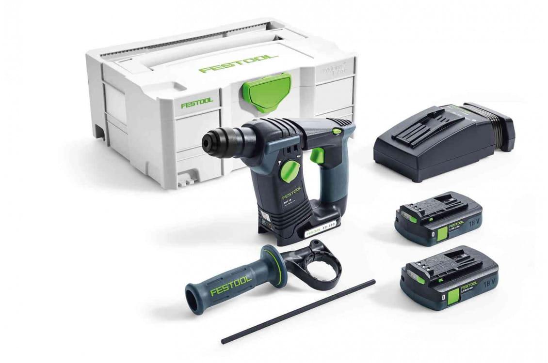 BHC 18 Li 3,1-Compact 574924,575700 в фирменном магазине FESTOOL