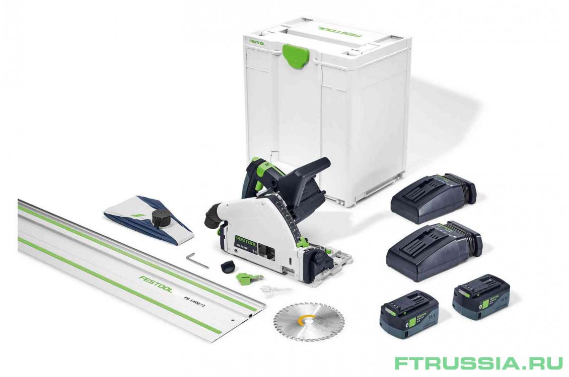 TSC 55 KEBI-Plus/XL-FS 577006 в фирменном магазине FESTOOL