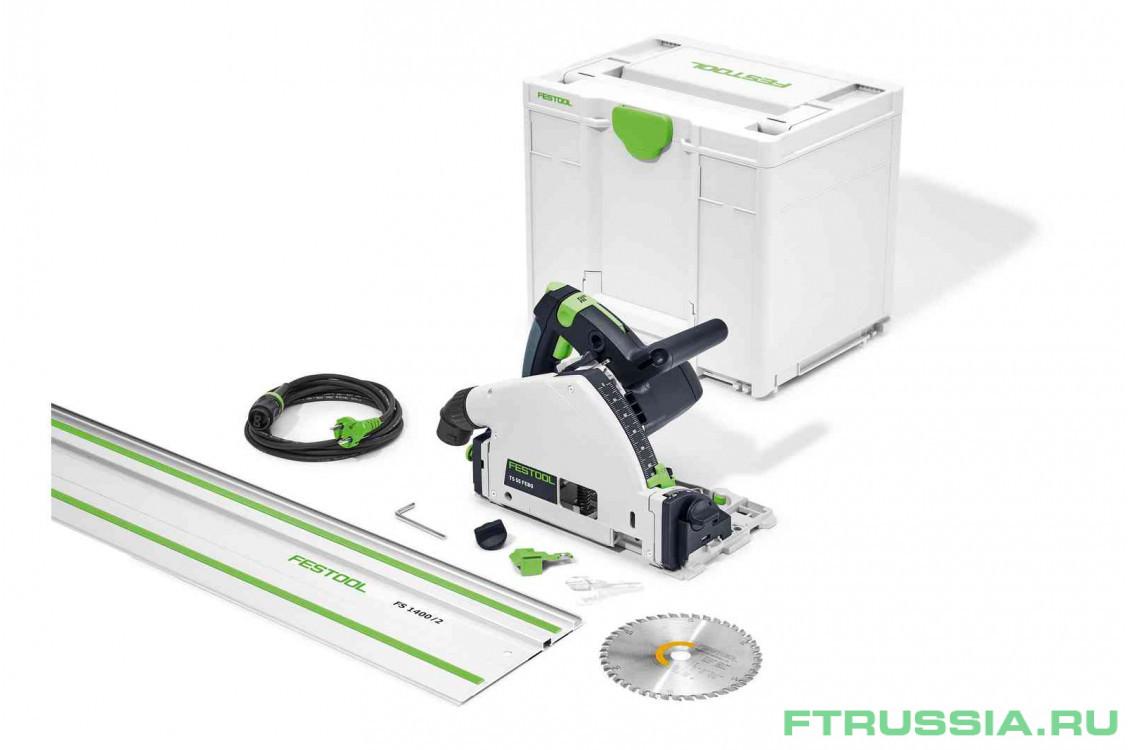 TS 55 FEBQ-Plus-FS 577010 в фирменном магазине FESTOOL