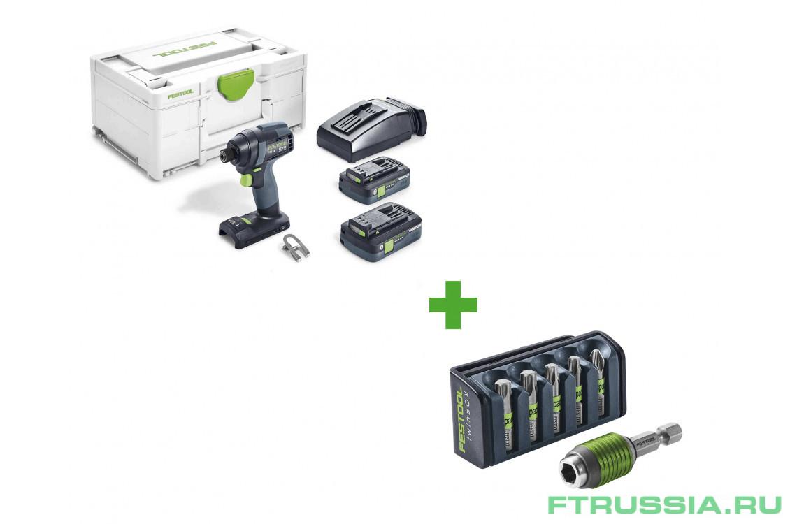TID 18 HPC 4,0 I-Plus, BT-IMP SORT3 576482-921 в фирменном магазине FESTOOL