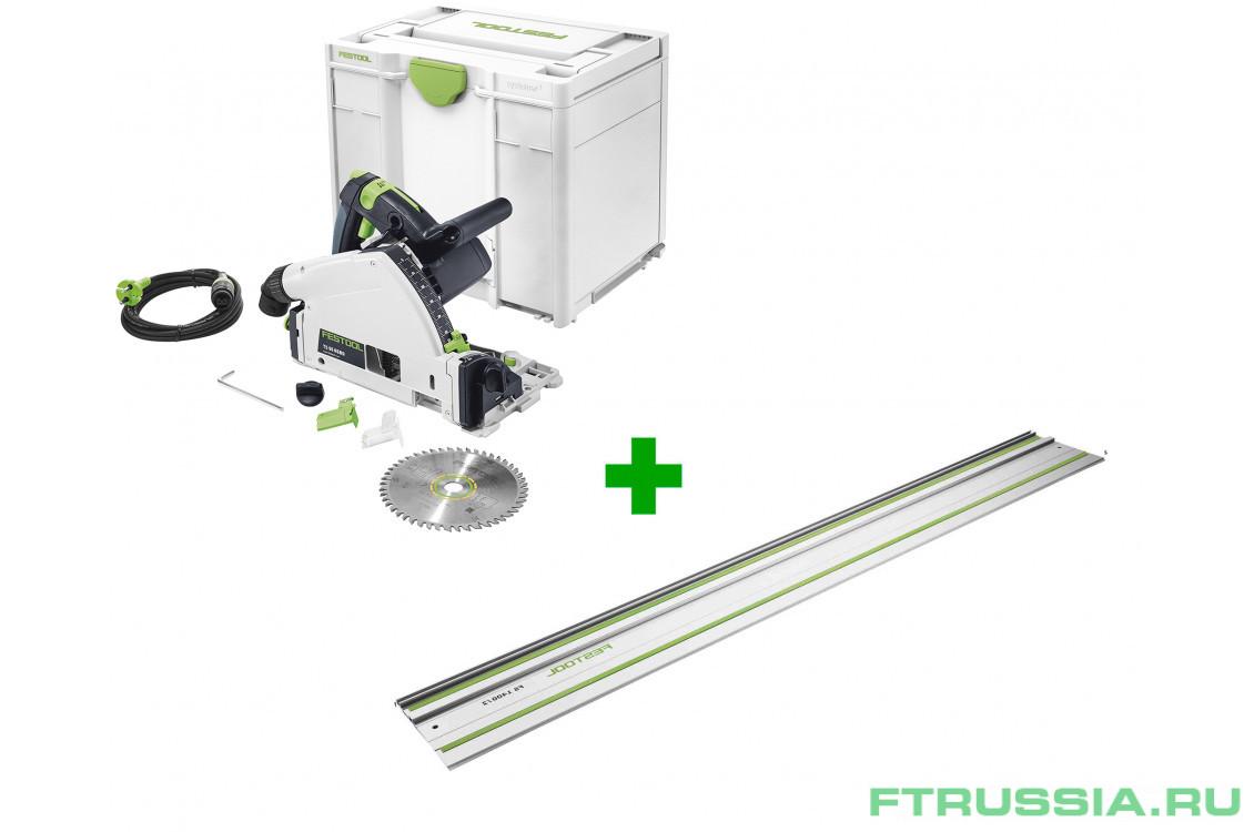 TS 55 REBQ-Plus + FS 3000/2 561580,576007-30 в фирменном магазине FESTOOL