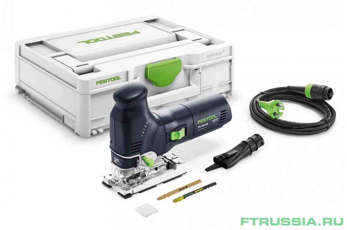PS 300 EQ-Plus 561445,576615,576041,576047 в фирменном магазине FESTOOL
