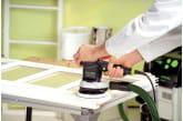 Машинка шлифовальная эксцентриковая электрическая FESTOOL ETS 150/3 EQ