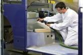Машинка плоскошлифовальная пневматическая RUTSCHER FESTOOL LRS 400