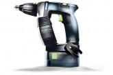 Шуруповерт аккумуляторный для гипсокартона DURADRIVE FESTOOL DWC 18-4500 Basic + аккумулятор BP 18 Li 5,2 ASI и зарядное устройство TCL 6 в подарок!