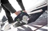 Пила дисковая аккумуляторная FESTOOL HKC 55 Li 5,2 EB-Set-FS
