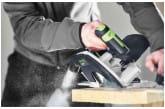 Пила дисковая электрическая FESTOOL HK 55 EBQ-Plus-FSK420