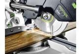 Пила торцовочная с протяжкой KAPEX FESTOOL KS 60 E + диск пильный 216x2,3x30 W60 и диск пильный 216x2,3x30 WZ/FA60 в подарок!