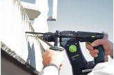 Перфоратор аккумуляторный FESTOOL BHC 18 HPC 4,0 I-Plus