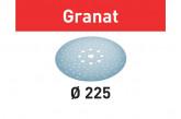Круг шлифовальный FESTOOL STF D225/128 P240 GR/25