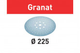 Круг шлифовальный FESTOOL STF D225/128 P180 GR/25