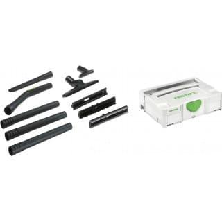 Набор компактный для уборки FESTOOL D 27/D 36 K-RS-Plus