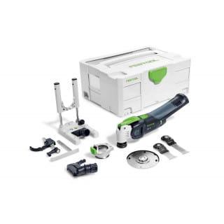 Инструмент многофункциональный FESTOOL VECTURO OSC 18 Li E-Basic Set