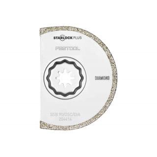 Диск пильный с алмазным зубом FESTOOL SSB 90/OSC/DIA