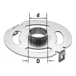 Кольцо копировальное FESTOOL KR-D 17,0/OF 1400/VS 600