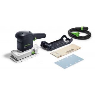 Машинка плоскошлифовальная электрическая RUTSCHER FESTOOL RS 300 EQ