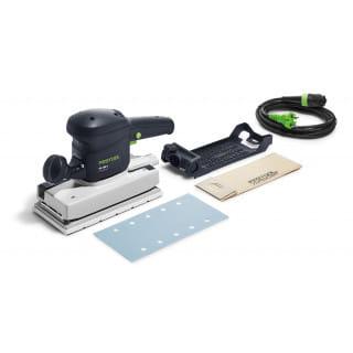 Машинка плоскошлифовальная электрическая RUTSCHER FESTOOL RS 200 Q