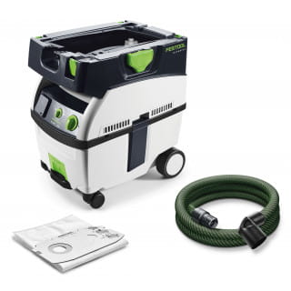 Пылеудаляющий аппарат CLEANTEC FESTOOL CTL MIDI 230V