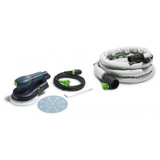 Машинка шлифовальная эксцентриковая электрическая FESTOOL ETS EC 150/3 EQ-GQ