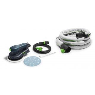 Машинка шлифовальная эксцентриковая электрическая FESTOOL ETS EC 150/5 EQ-GQ