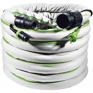 Шланг всасывающий антистатический гладкий plug it FESTOOL D32/22x10 AS-GQ