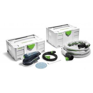 Машинка шлифовальная эксцентриковая электрическая FESTOOL ETS EC 125/3 EQ-Plus-GQ