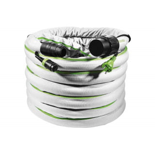 Шланг всасывающий антистатический plug it FESTOOL D32/22x10m-AS-GQ/CT