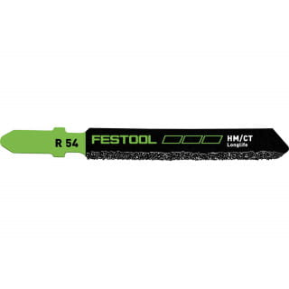 Полотно пильное для лобзика FESTOOL R 54 G Riff