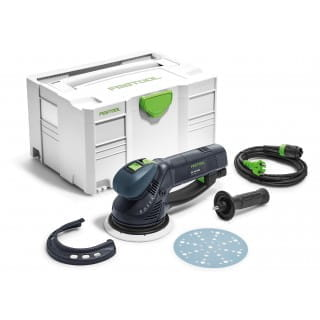 Машинка шлифовальная эксцентриковая электрическая ROTEX FESTOOL RO 150 FEQ-Plus