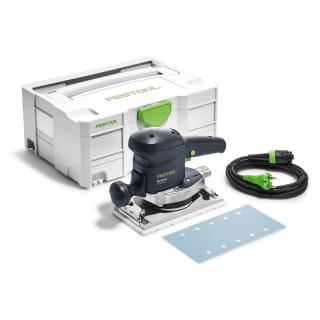 Машинка плоскошлифовальная электрическая RUTSCHER FESTOOL RS 100 CQ-Plus