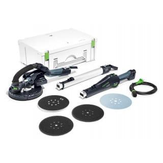 Машинка шлифовальная для стен и потолков PLANEX FESTOOL LHS 225 EQ-Plus/IP