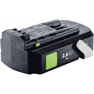 Аккумулятор FESTOOL BPC 18 Li 2,6 Ah