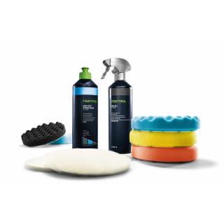 Аксессуары и расходные материалы для полирования