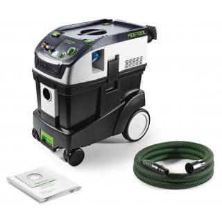 Пылеудаляющий аппарат специальный CLEANTEC FESTOOL CTL 48 E LE EC/B22 R1