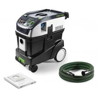 Пылеудаляющий аппарат специальный CLEANTEC FESTOOL CTM 48 E LE EC B22 R1