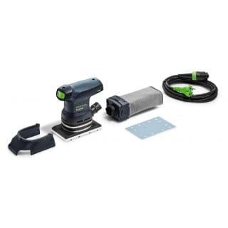 Машинка плоскошлифовальная электрическая RUTSCHER FESTOOL RTS 400 REQ