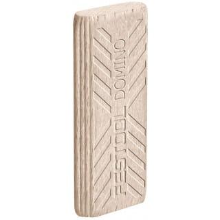 Шип вставной, бук DOMINO FESTOOL D10x80/150 BU
