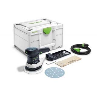 Машинка шлифовальная эксцентриковая электрическая FESTOOL ETS 150/3 EQ-Plus