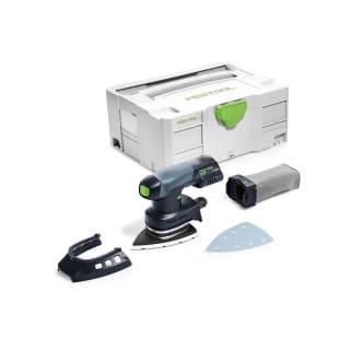 Машинка шлифовальная дельтавидная аккумуляторная FESTOOL DTSC 400 Li-Basic