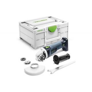 Машинка углошлифовальная аккумуляторная FESTOOL AGC 18-125 EB-Basic