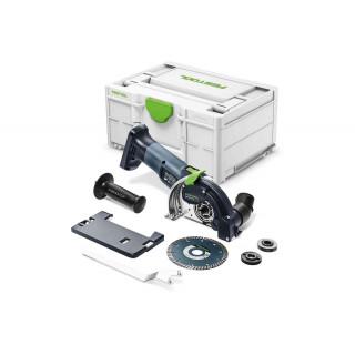 Система отрезная алмазная аккумуляторная FESTOOL DSC-AGC 18-125 FH EB-Basic