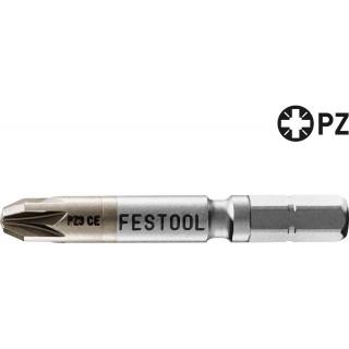 Бит Pozidriv FESTOOL PZ 3-50 CENTRO/2